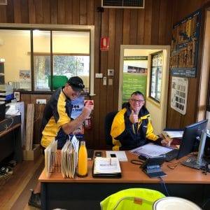Sarwood Timbers and Building Supplies office in Alstonville