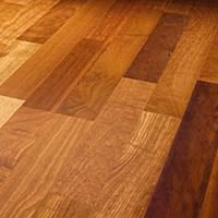 Solid timber decking Ballina