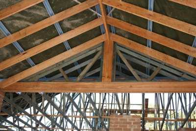 Pre-fabricated Frames and Trusses