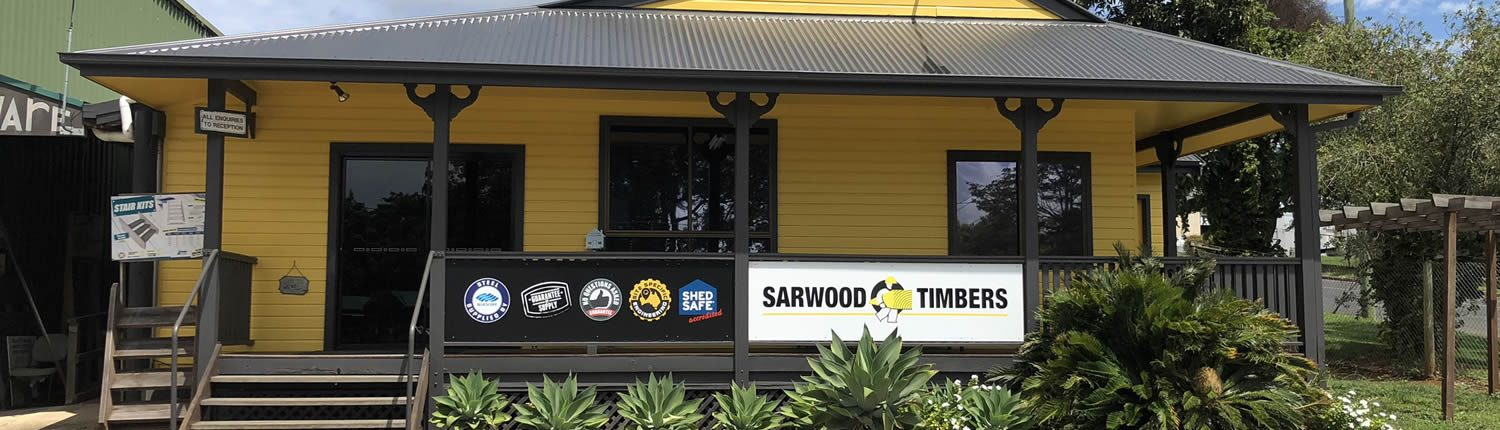 Sarwood Yard Ballina