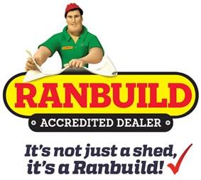 Ranbuild sheds